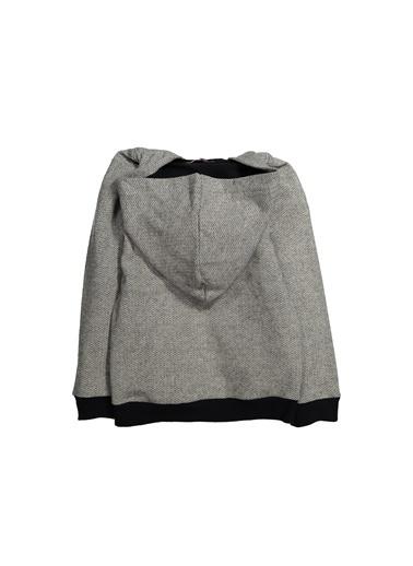 Zeyland Nakışlı Kapüşonlu Sweatshirt (5-12yaş) Nakışlı Kapüşonlu Sweatshirt (5-12yaş) Siyah